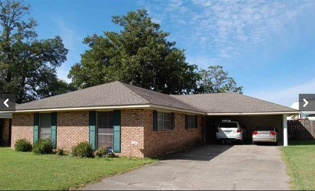 House for rent in 2946 seracedar st baton rouge la for Rent a house la